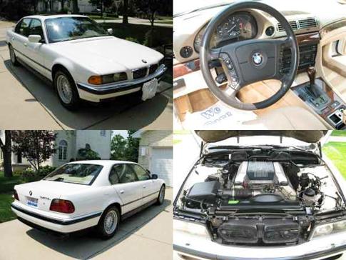 1997 BMW 740IL With 104K