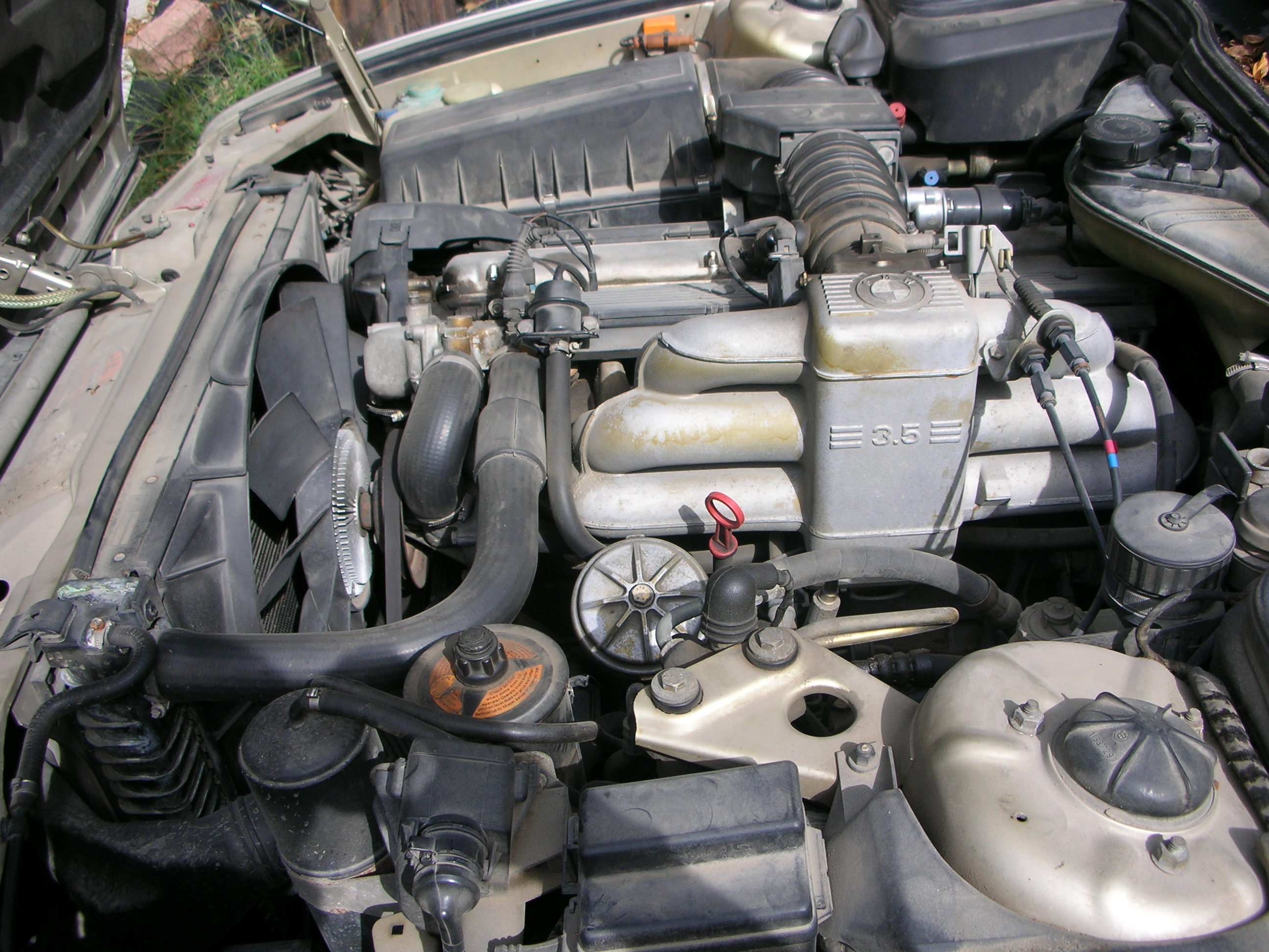 bmwotd — 1988 735i. mine! – davintosh bmw e32 engine bay diagram 2001 bmw x5 engine bay diagram #9