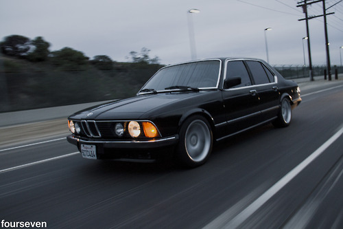 The E23 745i Was Never Sold In US So Every One Of Them Is A Gray Market Import Most Case Car Originally Purchased By Someone Who